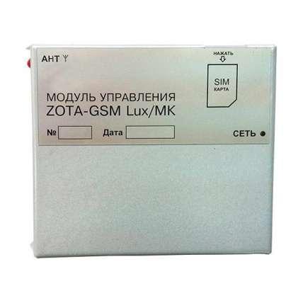Модуль управления ZOTA GSM-Lux/MK - ПечиМАКС