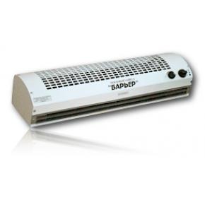 Тепловая завеса высокоскоростная Барьер ТЗ-4,5В