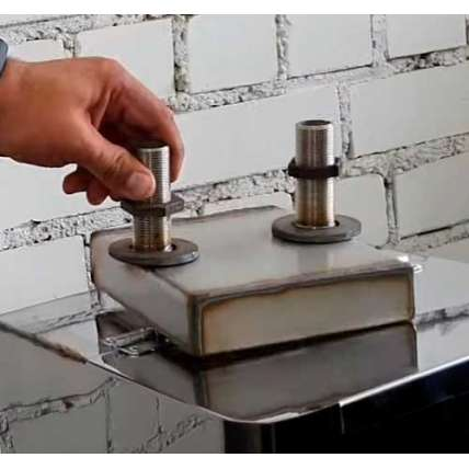Теплообменник для печей Березка 24 - ПечиМАКС