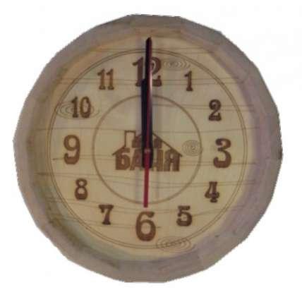 Часы Бочонок светлые (ЧБ-С) - ПечиМАКС