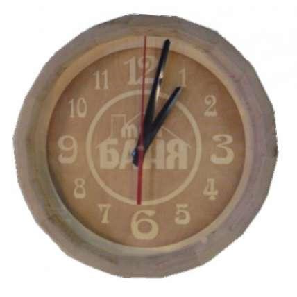 Часы Бочонок темные (ЧБ-Т) - ПечиМАКС