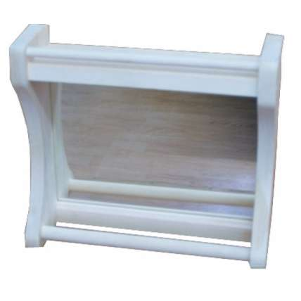 Полка универсальная N3 (зеркало, полотенцесушитель) (УН-3) - ПечиМАКС