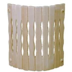 Абажур настенный угловой (А-5)