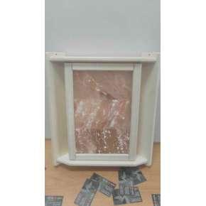 Абажур угловой с гималайской солью (АГС)