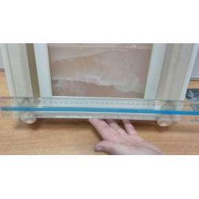 Абажур угловой с гималайской солью (АГС-1)