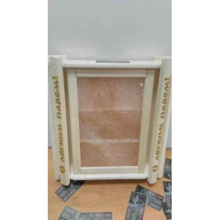 Абажур угловой с гималайской солью (АГС-2) - ПечиМАКС