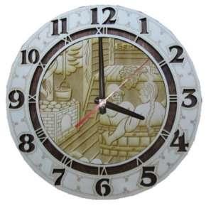 Часы резные (ЧРГ-1)