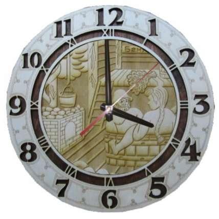 Часы резные (ЧРГ-1) - ПечиМАКС