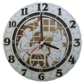 Часы резные (ЧРГ-3)