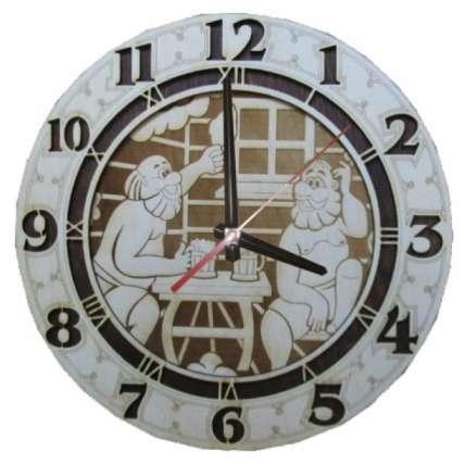 Часы резные (ЧРГ-3) - ПечиМАКС