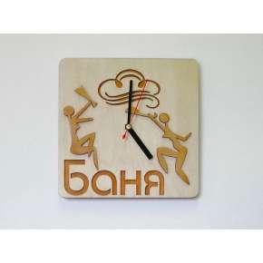 "Часы ""Баня с девушками"" (ЧР-БД)"