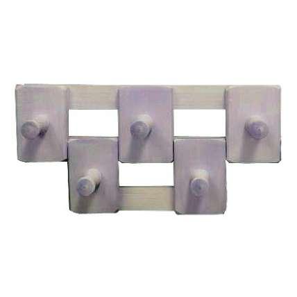 Вешалка комбинированная 5 креплений (ВК-5) - ПечиМАКС