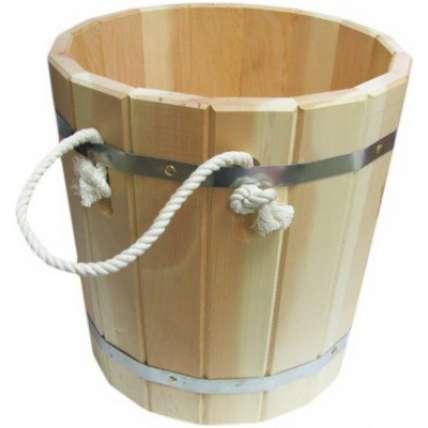 Запарник для бани 12 л липа (З-12) - ПечиМАКС