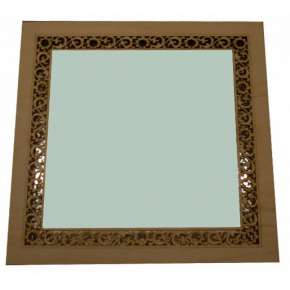Зеркало квадратное (большое) (ЗК-1)(ЗК-Б)