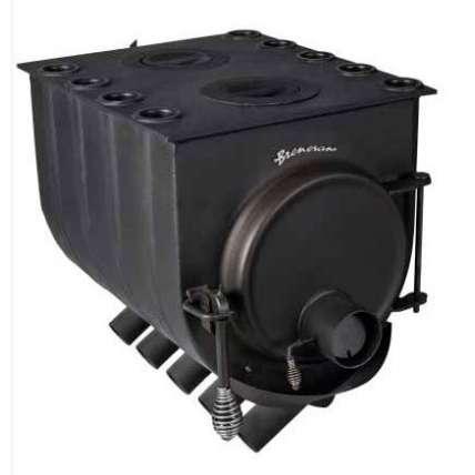 Печь Бренеран АОТ-08 т005 с плитой (2 конф) - 150м3 - ПечиМАКС