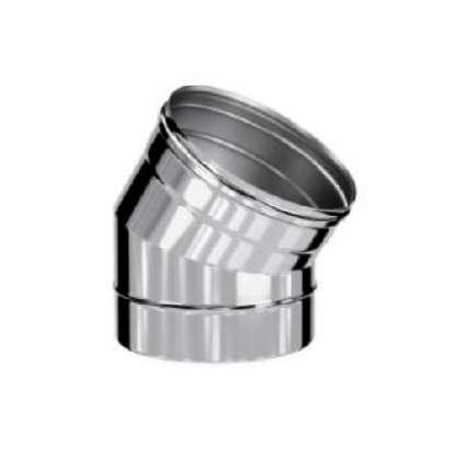 Craft HF колено 30° (316/0,8) Ф130 - ПечиМАКС