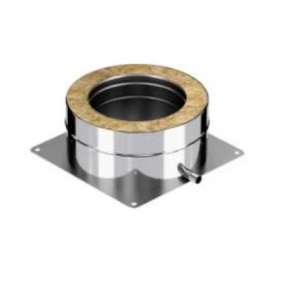 Craft HF-25BP опорная площадка напольная с конденс. (316/0,8/полимер) Ф150х200