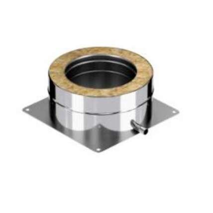 Craft HF-50 опорная площадка напольная с конденс. (316/0,8/304/0,5) Ф130х230 - ПечиМАКС
