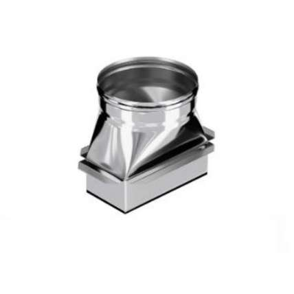 Craft переход с кирпичной кладки 250х250- Ф200 (304/0,5) - ПечиМАКС