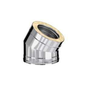 Craft GS-50 сэндвич-колено 30° (316/0,5/304/0,5) Ф250х350