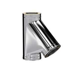 Craft GS-50 сэндвич-тройник 45° (316/0,5/304/0,5) Ф250х350