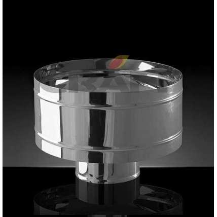 Craft дефлектор (316/0,5) Ф120 - ПечиМАКС