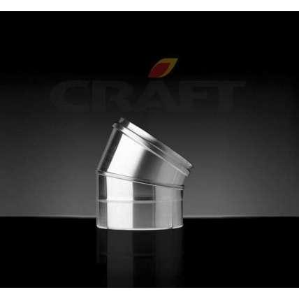 Craft отвод 30° (316/0,8) Ф200 - ПечиМАКС