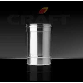 Craft труба коаксиальная  250 (304/0,5/304/0,5) Ф 60*100