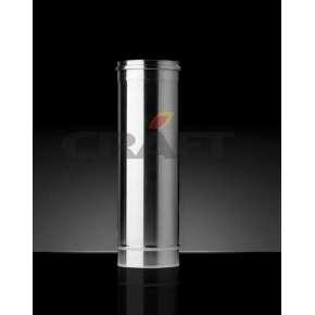Craft труба коаксиальная  500 (304/0,5/304/0,5) Ф 60*100
