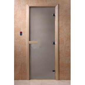 Дверь для сауны DoorWood Теплое утро