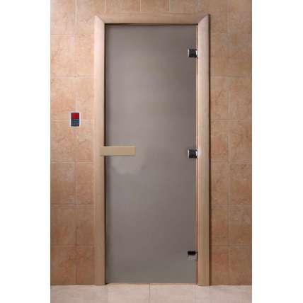 Дверь для сауны DoorWood Теплое утро - ПечиМАКС