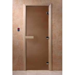 Дверь DoorWood д/сауны Теплая ночь