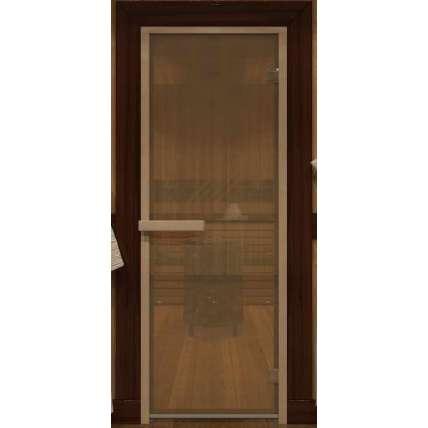 Дверь DoorWood Бронза 6 мм, 2 петли - ПечиМАКС