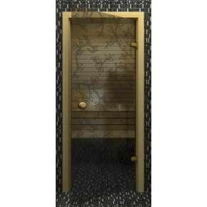 Дверь SUOVI стандарт ВЕТКИ  1900*700