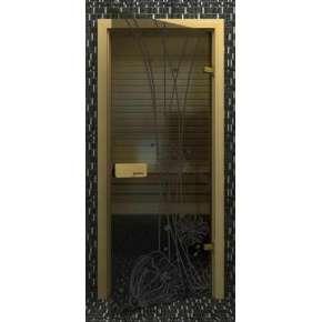 Дверь SUOVI элит МАКИ (пескоструй) 1900*700