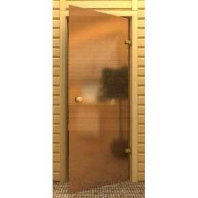 Дверь souvi бронза матовая 190х70