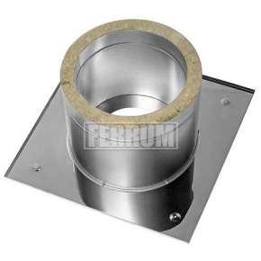 Потолочно проходной узел ППУ (430|0,5 мм+термо) Ф 80