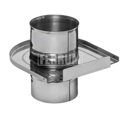 Шибер-задвижка (430/0,8 мм) Ф115 - ПечиМАКС