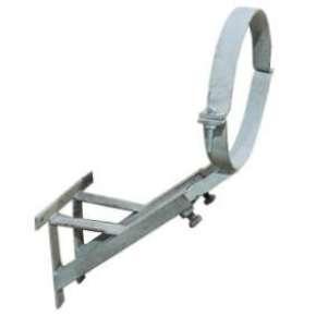 Телескопическая опора под тройник Ф200