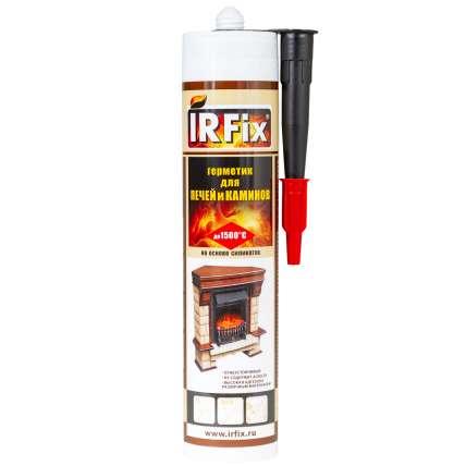 Герметик огнеупорный IRFIX 310 мл - ПечиМАКС