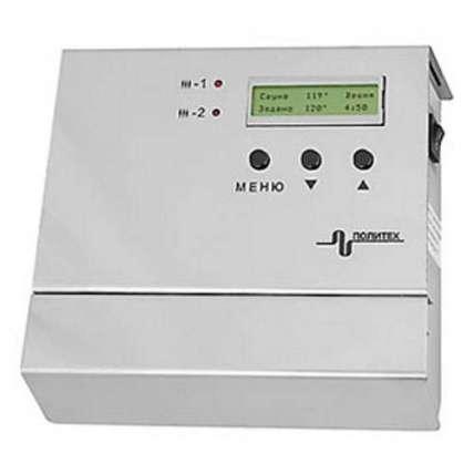 Цифровой трехфазный пульт управления ПД-3 (8-20кВт) - ПечиМАКС