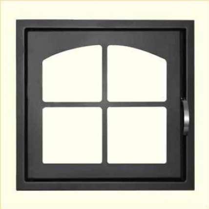Дверь каминная ДК 555-1К - ПечиМАКС