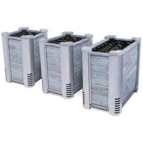 Электрическая печь Sawo Altostratus Super талькохлорид