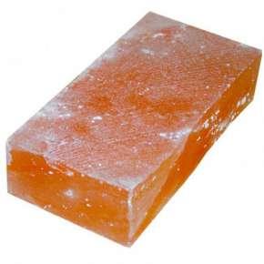 Соляной кирпич 200х100х50 гладкий
