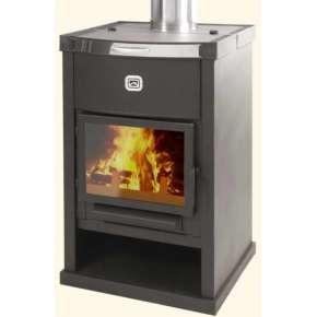 Дровяной печь-камин Теплодар ОВ 120