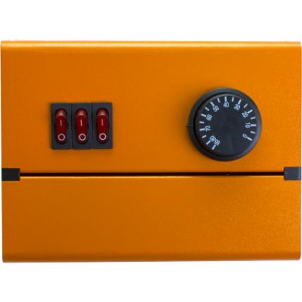 Пульт управления блоком ТЭНов в котлах Куппер ПУВН-10 (6-9кВт) - ПечиМАКС