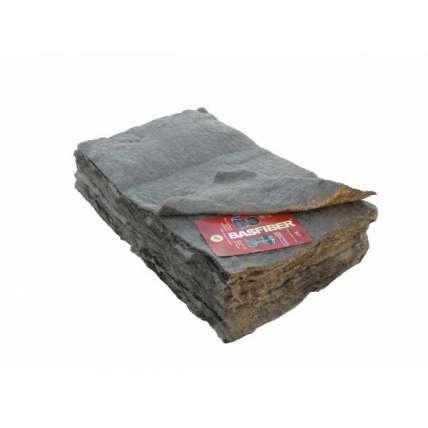Базальт. иглопробивной мат БИМ-10, 10мм (0,6кв.м) (25шт/упак) - ПечиМАКС