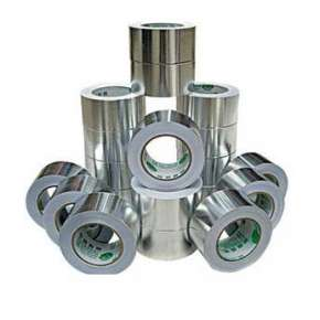 Скотч алюминиевый (липлент) МА 50мм*50м