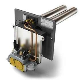 Газовая горелка Сахалин-1, 32кВт, энергозависимое