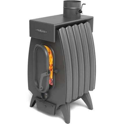 Огонь-батарея 5 Лайт антрацит ТМФ (Термофор) - ПечиМАКС